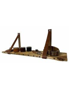 Scotts Bluf Plankendragers inclusief 100cm douglas plank