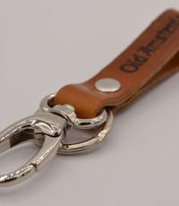 Scotts Bluf sleutelhanger met Logo of naam.