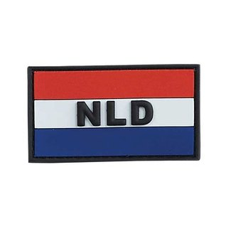 Applied Store Nederlandse 'NLD' vlag patch PVC