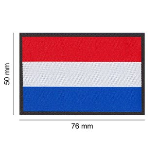 Clawgear NETHERLANDS FLAG PATCH Kleur