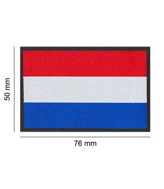 Clawgear NETHERLANDS FLAG PATCH Kleur