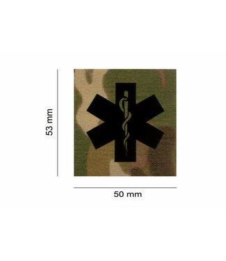 Clawgear EMT IR PATCH  MULTICAM
