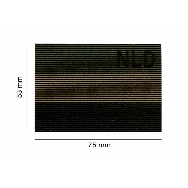Clawgear DUAL IR PATCH NLD RAL7013