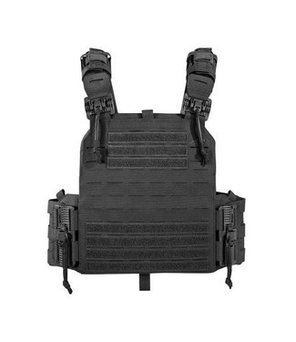 Tasmanian Tiger PLATE CARRIER QR LC Black (7175.040)