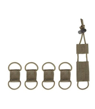 Tasmanian Tiger Cable Manager Set Olive (7764.331)