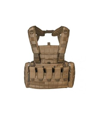 Tasmanian Tiger Chest Rig MKII M4 Coyote Brown (7160.346)
