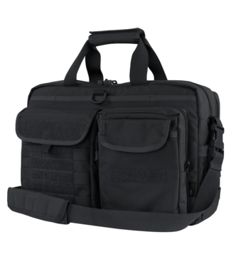 Condor Elite Metropolis Briefcase Black (111072-002)