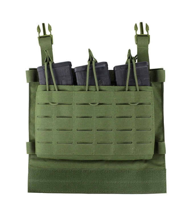 Condor Elite VAS TRIPLE MAG PANEL OD Green (221152-001)