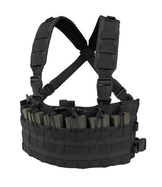 Condor Outdoor Rapid Assault Chest Rig Black (MCR6-002)