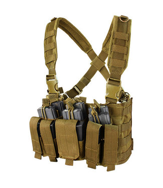 Condor Outdoor Recon Chest Rig Coyote Brown (MCR5-498)