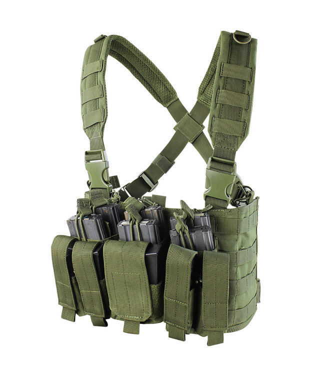 Condor Outdoor Recon Chest Rig OD Green (MCR5-001)