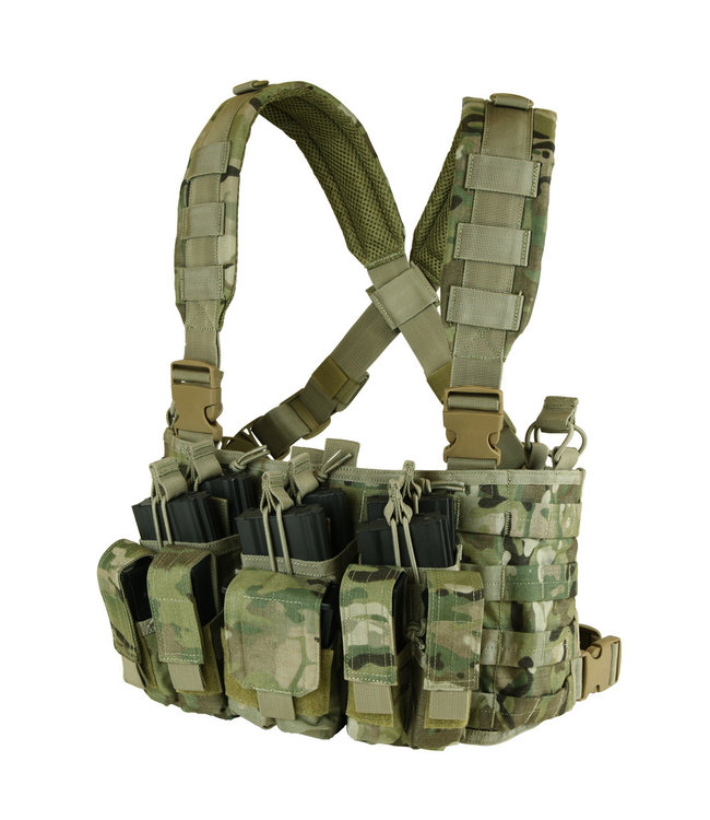 Condor Outdoor Recon Chest Rig Muticam (MCR5-008)
