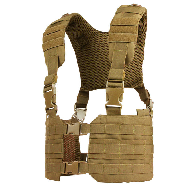 Condor Outdoor Ronin Chest Rig Coyote Brown (MCR7-498)