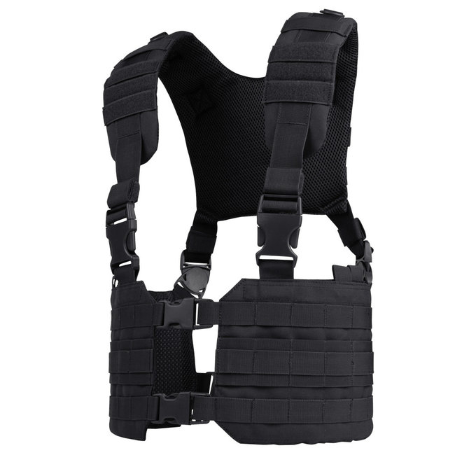 Condor Outdoor Ronin Chest Rig Black (MCR7-002)