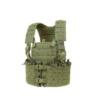Condor Outdoor Modular Chest Rig Set OD Green (CS-001)