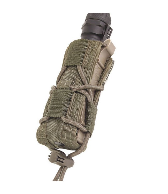 High Speed Gear Pistol TACO®  OD Green - MOLLE (11PT00OD)