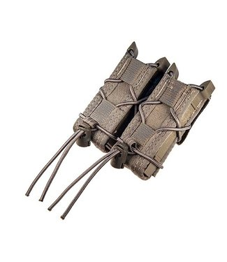 High Speed Gear Double Pistol TACO®  Wolf Gray - MOLLE (11PT02WG)