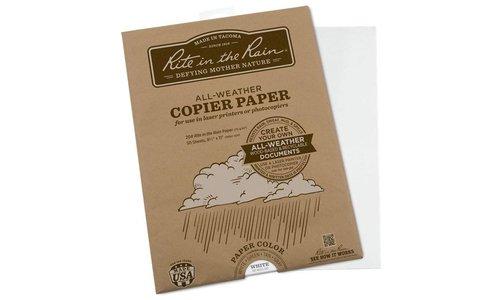 Watervastpapier