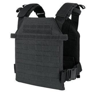 Condor Outdoor Sentry Plate Carrier Black (201042-002)