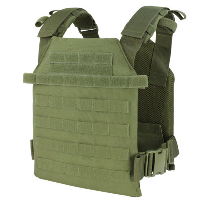 Condor Outdoor Sentry Plate Carrier OD Green (201042-001)