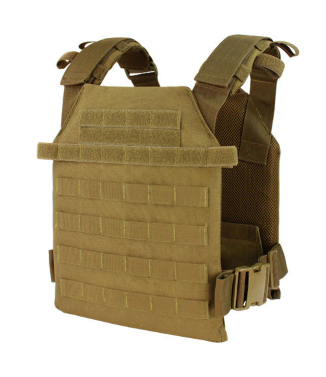 Condor Outdoor Sentry Plate Carrier Coyote Brown (201042-498)