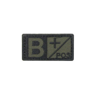 Condor Outdoor BLOOD TYPE PATCH OD Green (229-001)