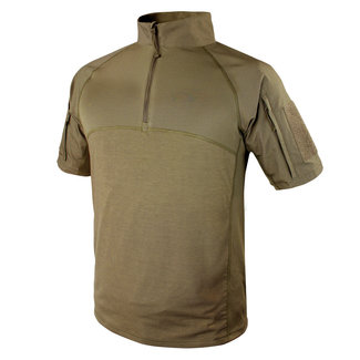 Condor Outdoor Short Sleeve Combat Shirt Tan (101144-003)