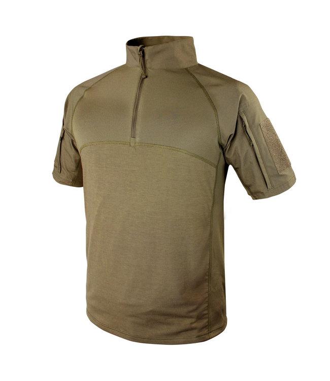 Condor Outdoor Short Sleeve Combat Shirt Tan (101144-003)