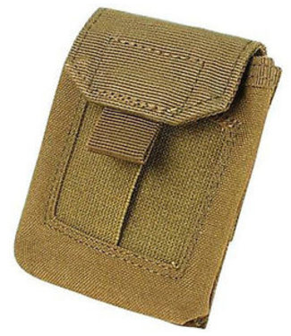 Condor Outdoor EMT GLOVE POUCH Coyote Brown (MA49-498)