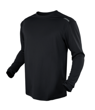 Condor Outdoor MAXFORT LS TRAINING TOP Black (101121-002)