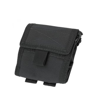 Condor Outdoor Roll-Up Utility Pouch Black (MA36-002)