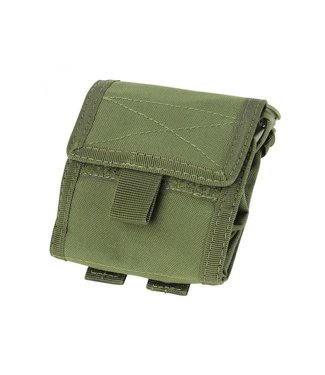 Condor Outdoor Roll-Up Utility Pouch OD Green (MA36-001)