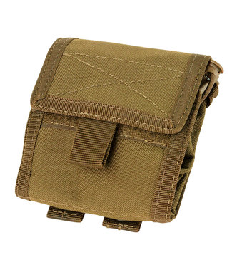 Condor Outdoor Roll-Up Utility Pouch Coyote Brown (MA36-498)