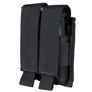 Condor Outdoor Double Pistol Mag Pouch Black (MA23-002)