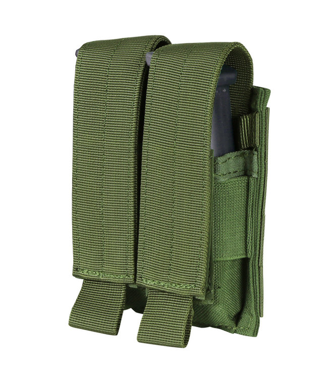 Condor Outdoor Double Pistol Mag Pouch OD Green (MA23-001)