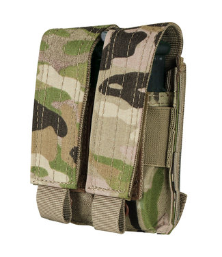 Condor Outdoor Double Pistol Mag Pouch Multicam (MA23-008)