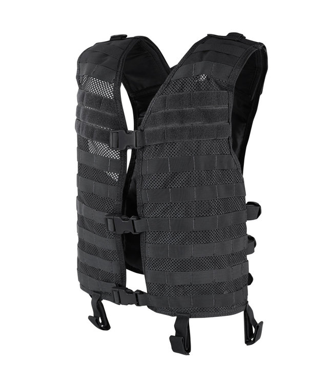 Condor Outdoor MESH HYDRATION VEST Black (MHV-002)