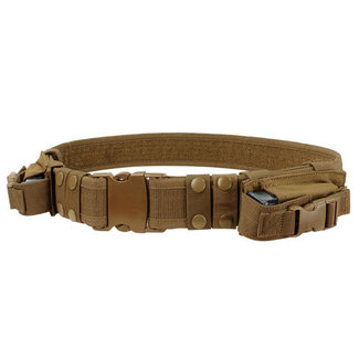 Condor Outdoor Tactical Belt Coyote Brown (TB-498)