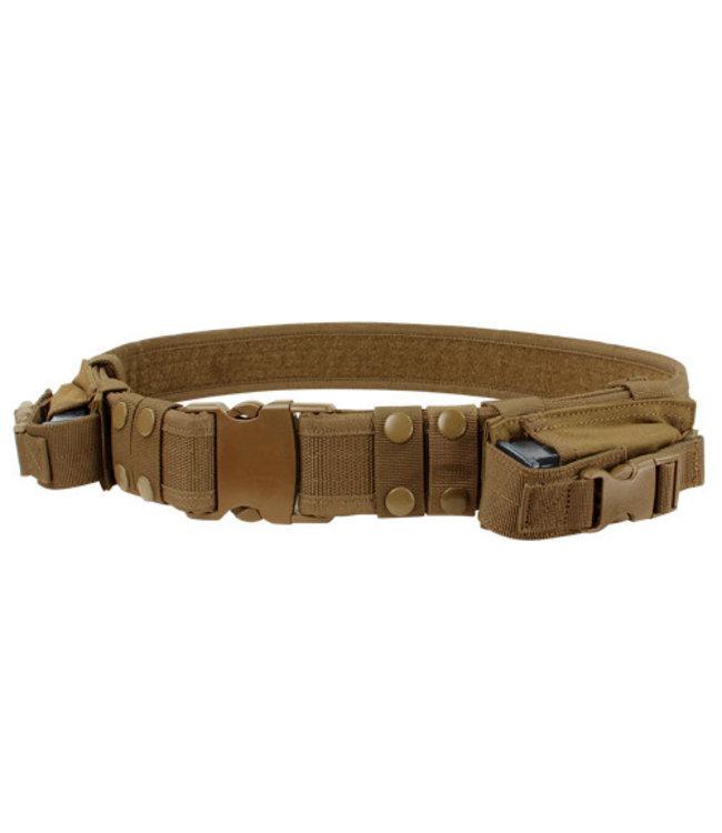 Condor Outdoor Tactical Belt Coyote Brown (TB-498)