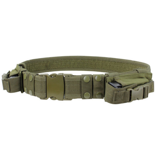 Condor Outdoor Tactical Belt OD Green (TB-001)