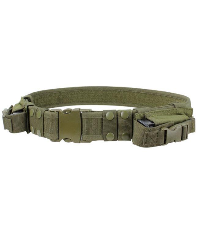 Condor Outdoor Tactical Belt OD Green (TB-001)