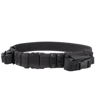 Condor Outdoor Tactical Belt Black (TB-002)