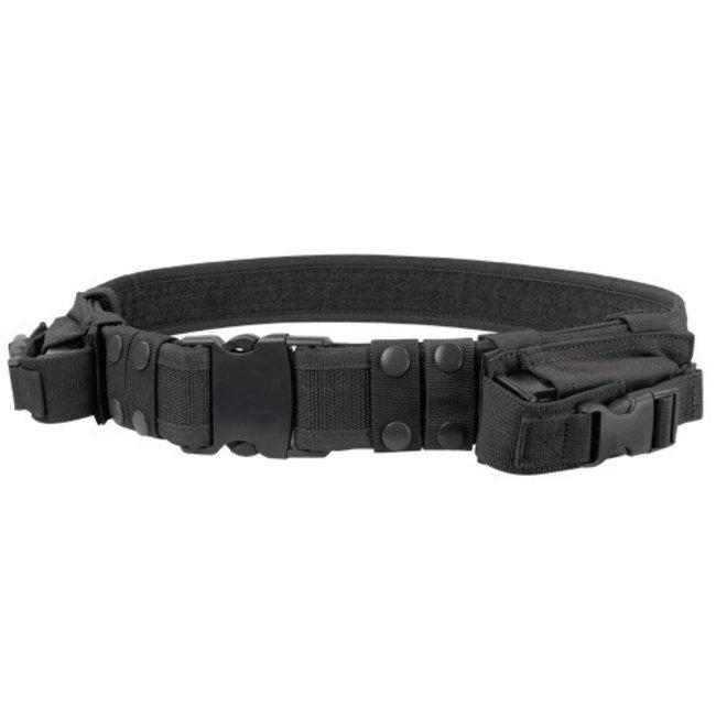 Condor Outdoor Tactical Belt Black (TB-002)