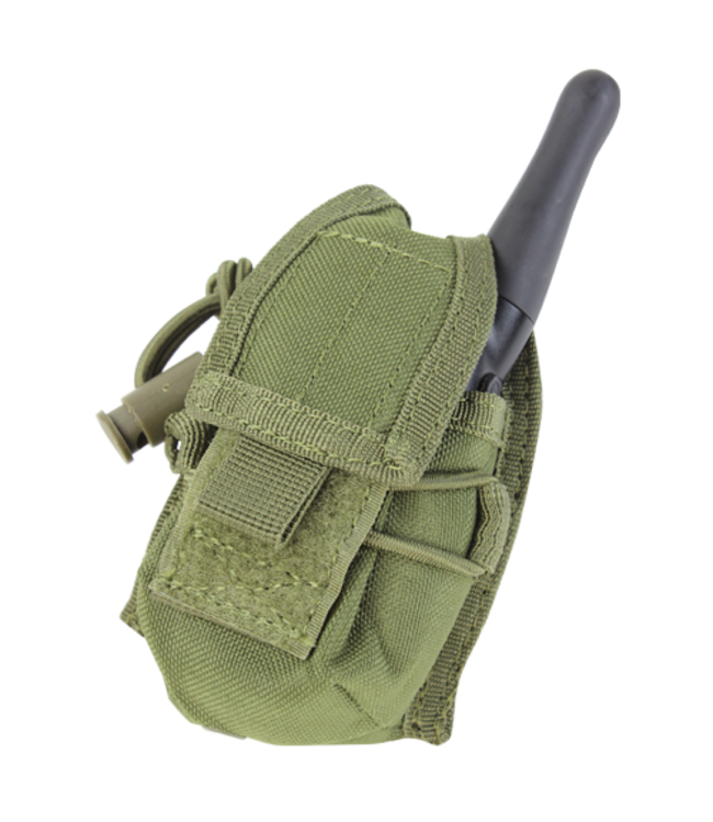 Condor Outdoor HHR POUCH OD Green (MA56-001) (Hand Held Radio)