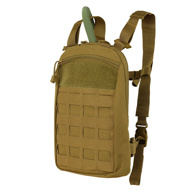 Condor Outdoor LCS TIDEPOOL HYDRATION  CARRIER Coyote Brown (111149-498)