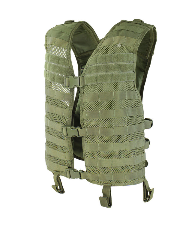 Condor Outdoor MESH HYDRATION VEST OD Green (MHV-001)