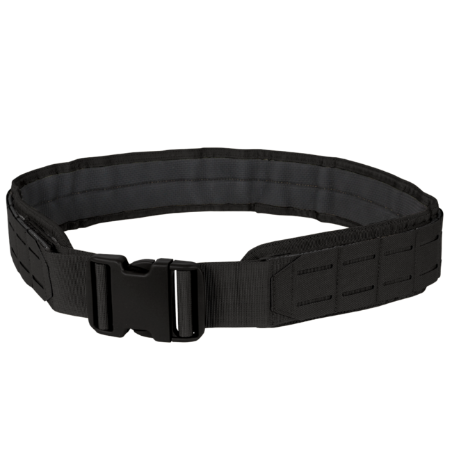 Condor Outdoor LCS Gun Belt - Lasercut MOLLE Belt Black (121174-002)