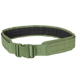 Condor Outdoor LCS Gun Belt - Lasercut MOLLE Belt OD Green (121174-001)