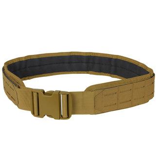 Condor Outdoor LCS Gun Belt - Lasercut MOLLE Belt Coyote Brown (121174-498)