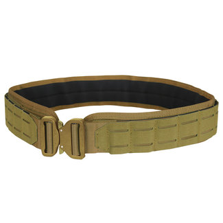Condor Outdoor LCS Cobra Gun Belt - MOLLE Belt Coyote Brown (121175-498)